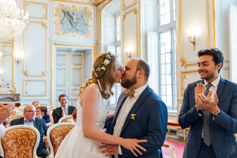 mairie Strasbourg photo mariage