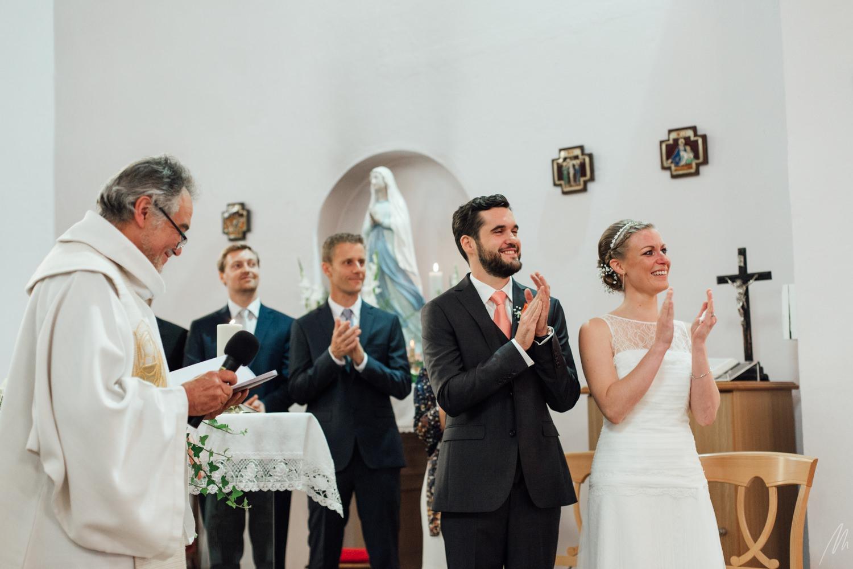 mariage plein émotion alsace