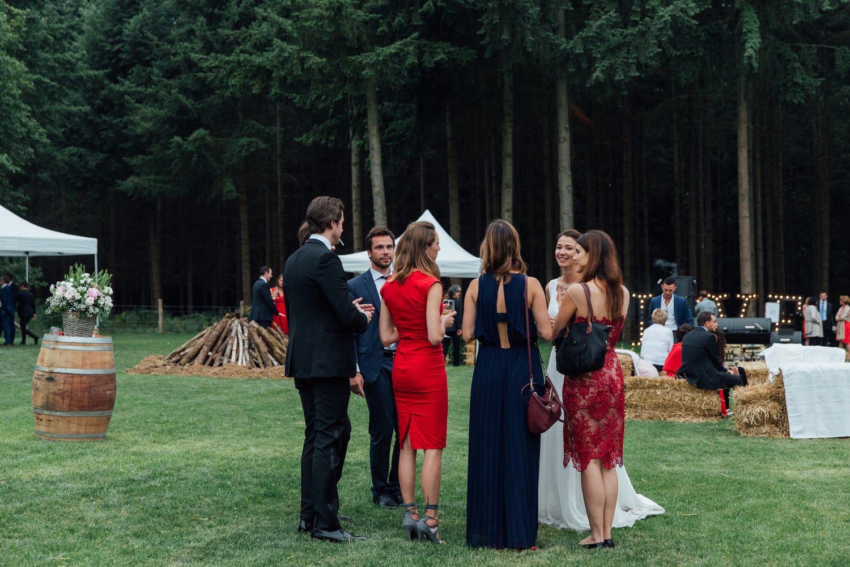 mariage nature jardin familial